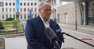 Minister Zbigniew Rauna spotkaniu ministrów spraw zagranicznych